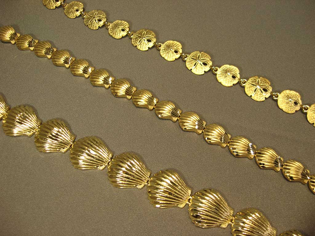 Sea of Gold Jewelry by Cole
