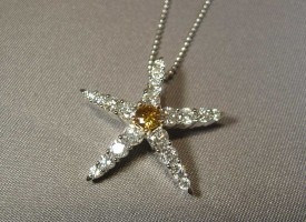 Sea Star Diamond Canary